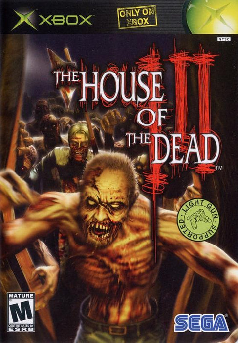 The House of the Dead III - Xbox