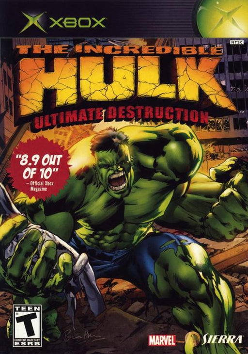 The Incredible Hulk Ultimate Destruction - Xbox