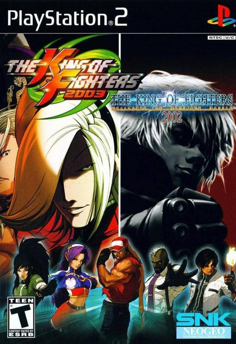 The King of Fighters 02/03 - PlayStation 2