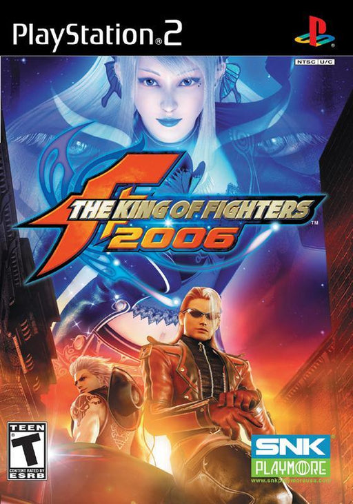 The King of Fighters 2006 - PlayStation 2