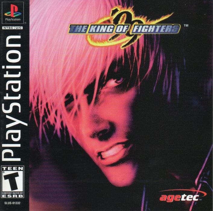 The King of Fighters 99 - PlayStation 1
