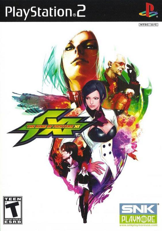 The King of Fighters XI - PlayStation 2