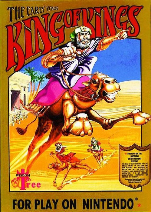 The King of Kings The Early Years - Nintendo Entertainment System