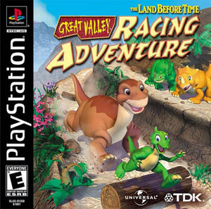 The Land Before Time Great Valley Racing Adventure