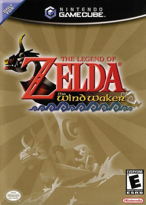 The Legend of Zelda The Wind Waker - Gamecube