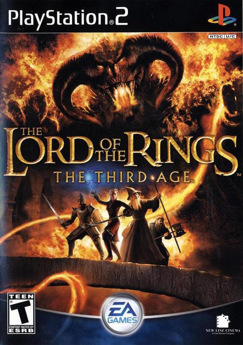 The Lord of the Rings The Third Age - PlayStation 2
