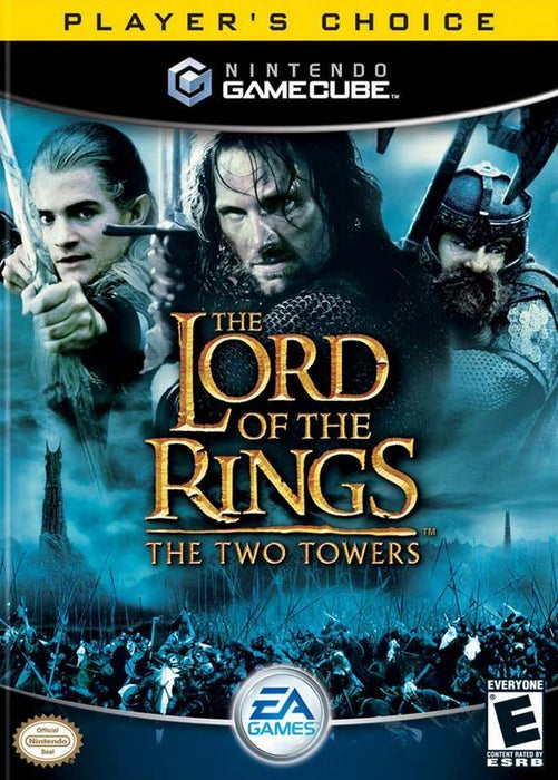The Lord of the Rings The Two Towers - Gamecube