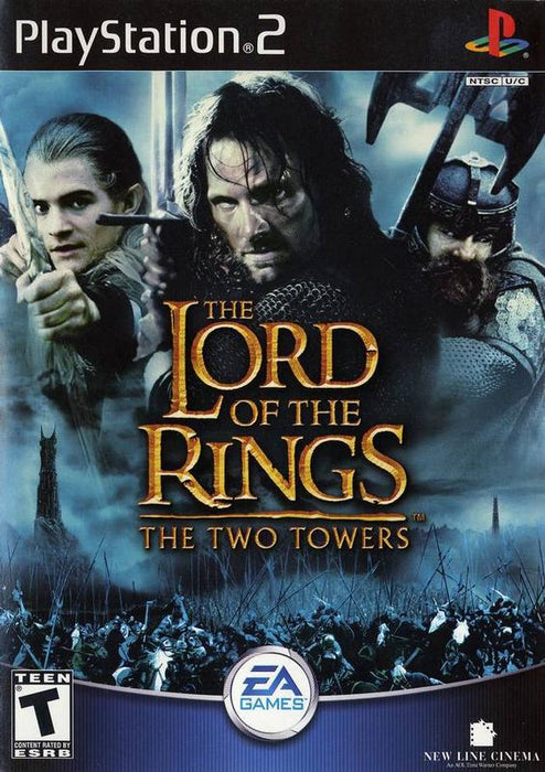 The Lord of the Rings The Two Towers - PlayStation 2