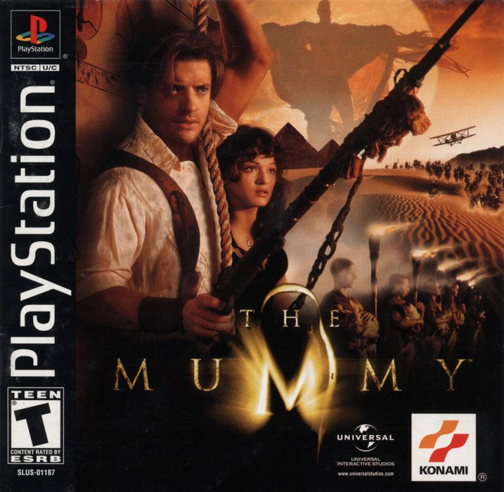 The Mummy - PlayStation 1