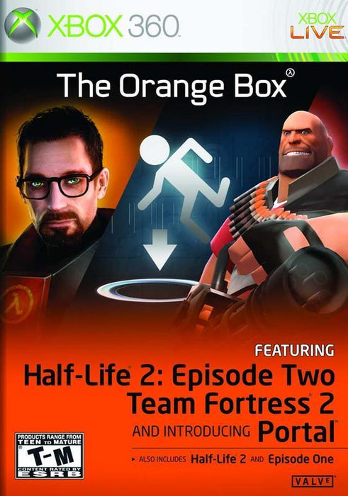 The Orange Box - Xbox 360
