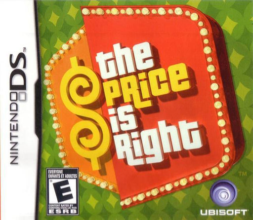 The Price is Right - Nintendo DS