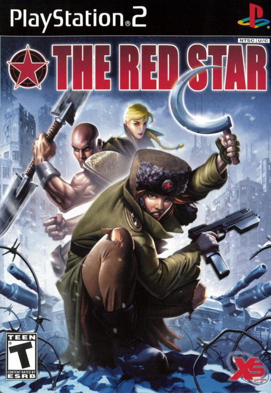 The Red Star - PlayStation 2