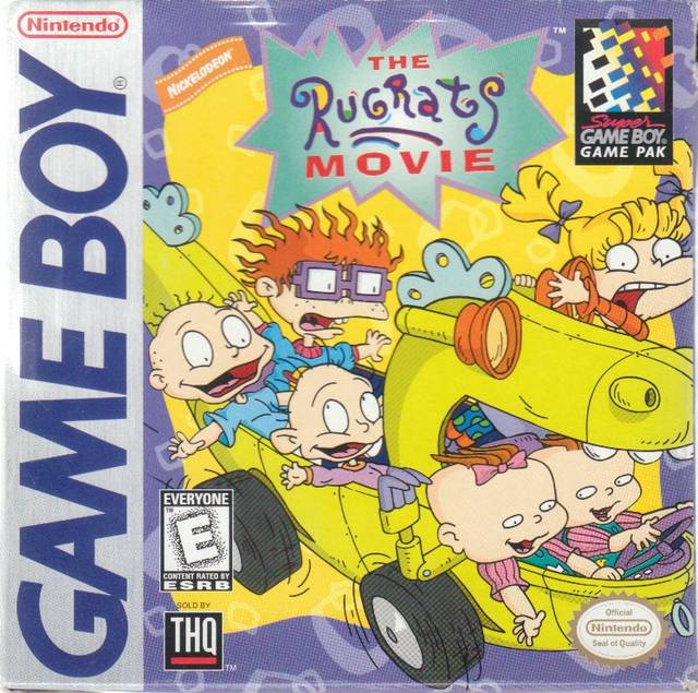 The Rugrats Movie - Game Boy