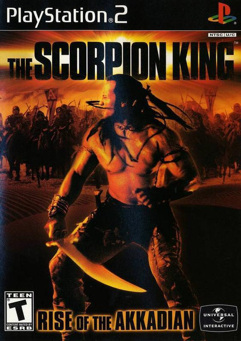 The Scorpion King Rise of the Akkadian - PlayStation 2