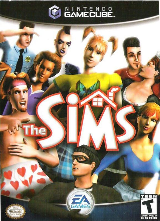 The Sims - Gamecube
