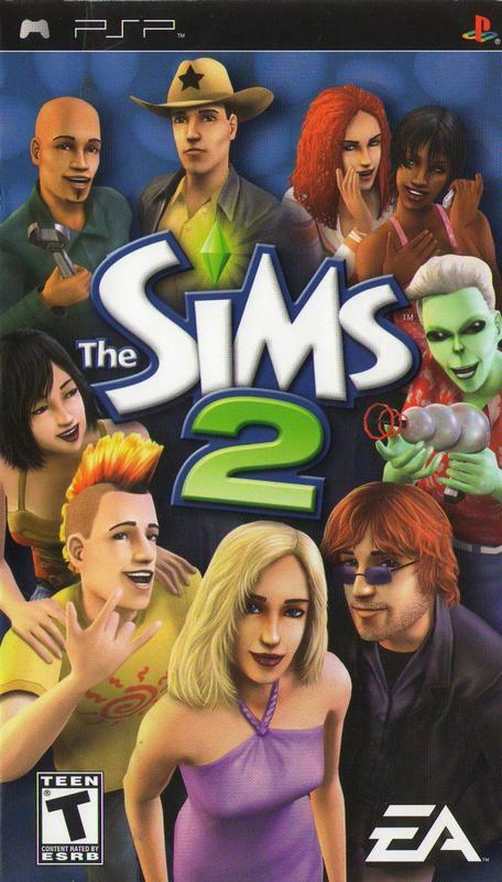 The Sims 2 - PlayStation Portable