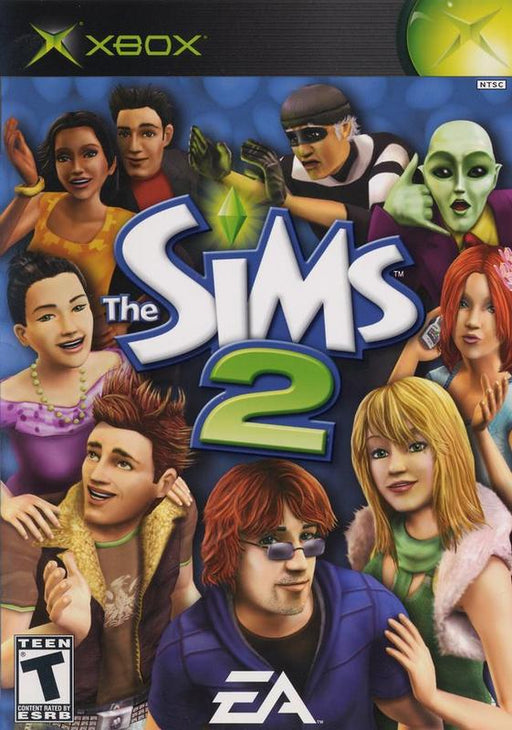 The Sims 2 - Xbox