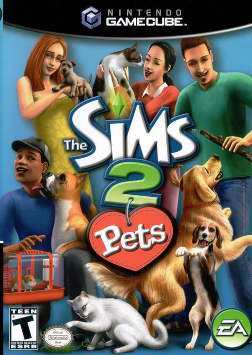 The Sims 2 Pets - Gamecube