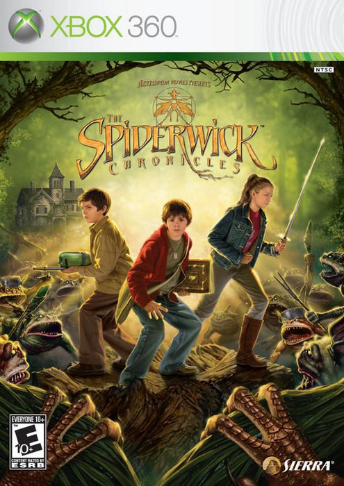 The Spiderwick Chronicles - Xbox 360