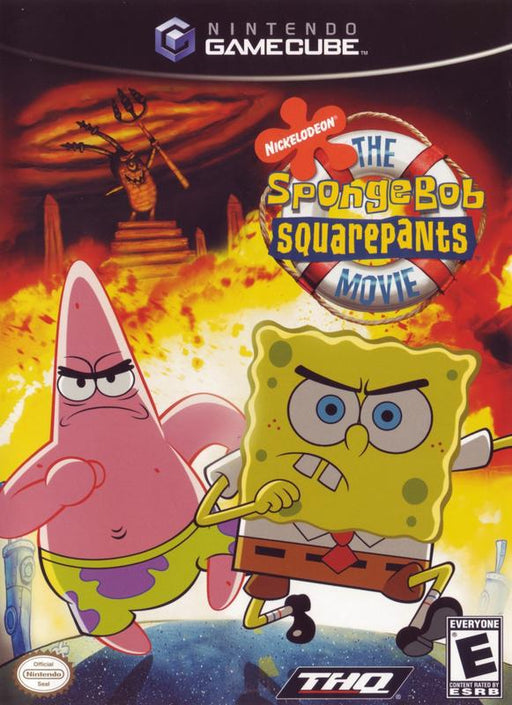 The SpongeBob SquarePants Movie - Gamecube