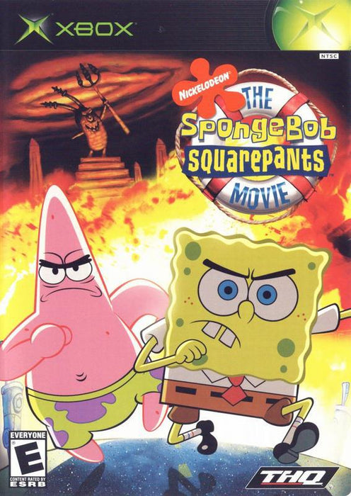 The SpongeBob SquarePants Movie Game - Xbox