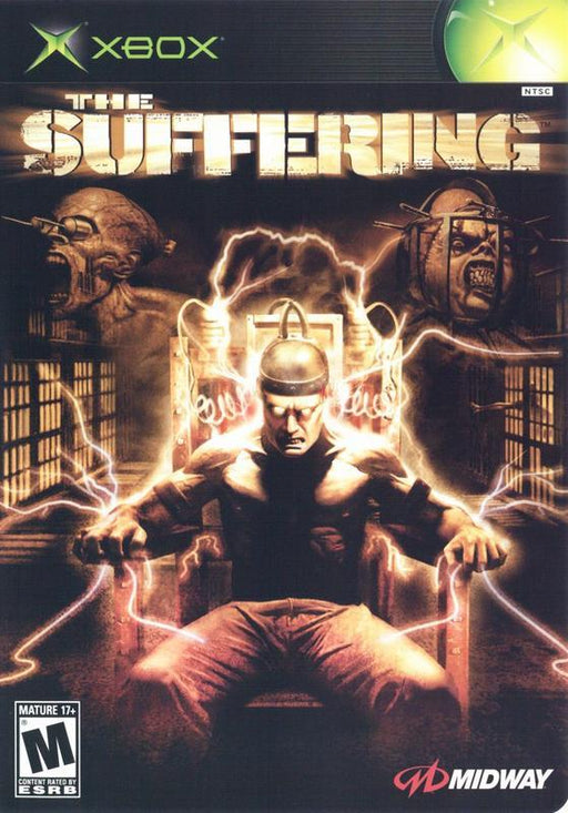 The Suffering - Xbox