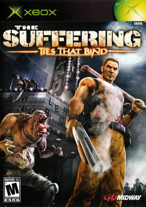 The Suffering Ties That Bind - Xbox