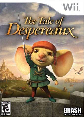 The Tale of Despereaux - Wii