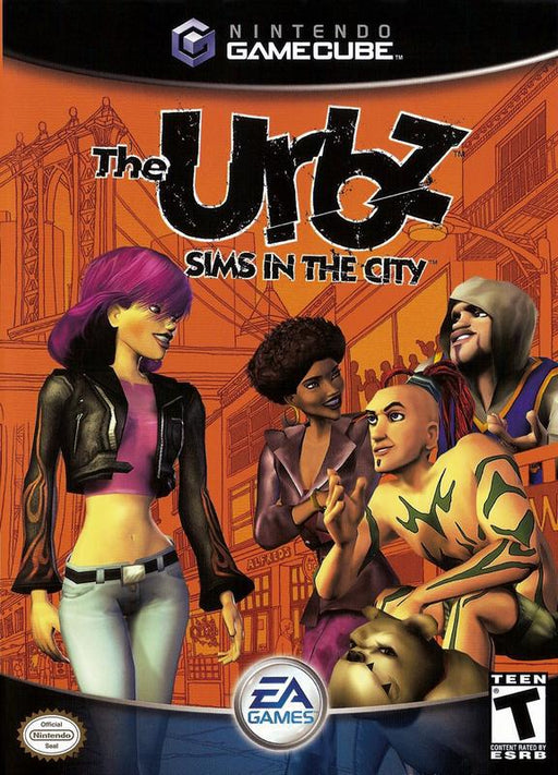 The Urbz Sims in the City - Gamecube