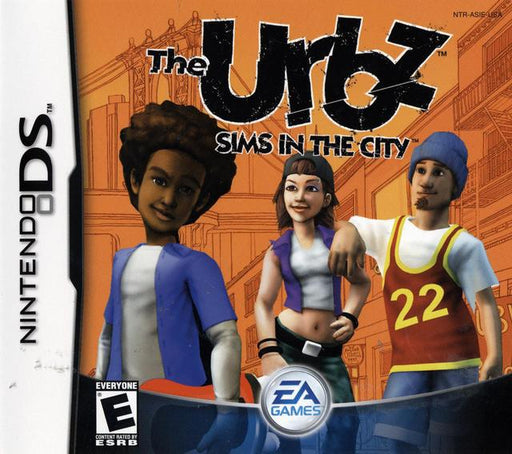 The Urbz Sims in the City - Nintendo DS