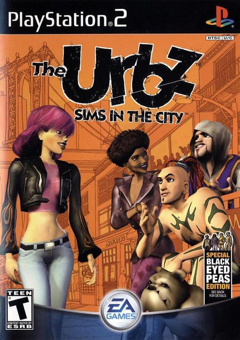 The Urbz Sims in the City - PlayStation 2