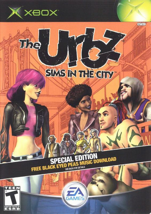 The Urbz Sims in the City - Xbox