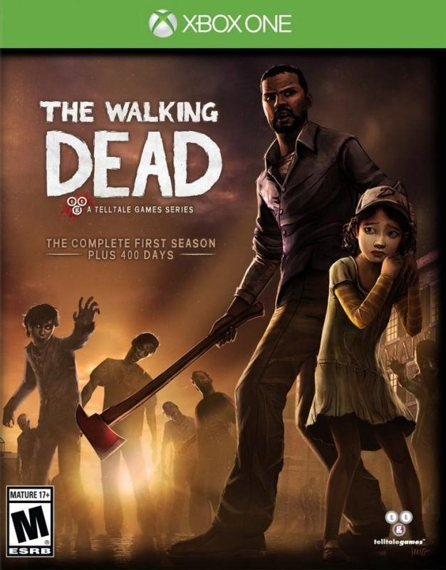 The Walking Dead A Telltale Games Series - The Complete First Season - Xbox One