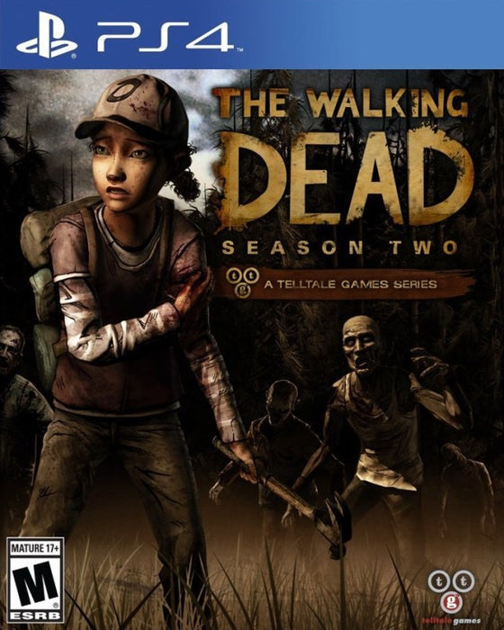 The Walking Dead Season Two - A Telltale Games Series - PlayStation 4