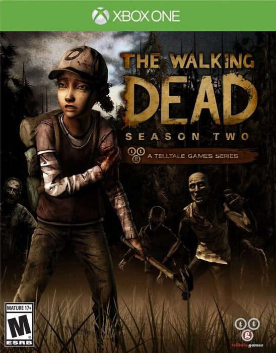 The Walking Dead Season Two - A Telltale Games Series - Xbox One