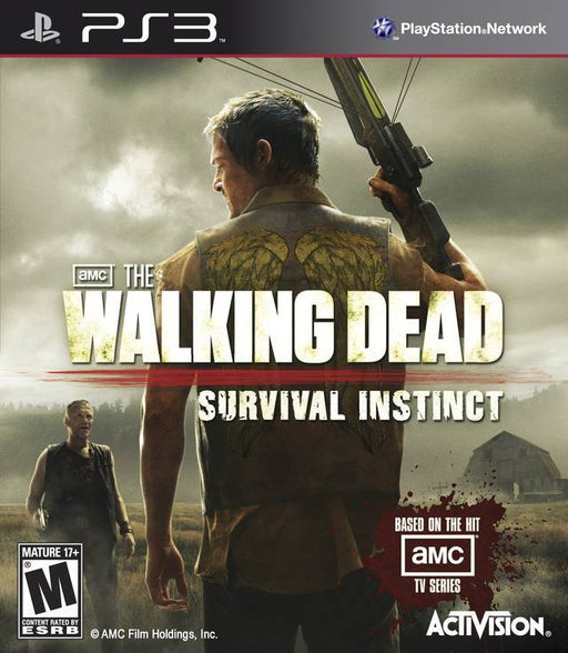 The Walking Dead Survival Instinct - PlayStation 3