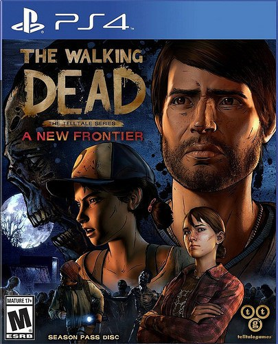 The Walking Dead The Telltale Series - A New Frontier - PlayStation 4