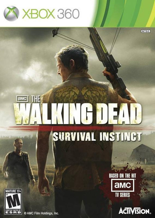 The Walking Dead Survival Instinct - Xbox 360