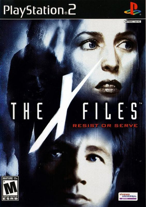 The X-Files Resist or Serve - PlayStation 2