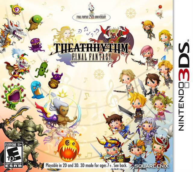 Theatrhythm Final Fantasy - Nintendo 3DS
