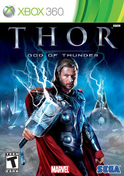 Thor God of Thunder - Xbox 360