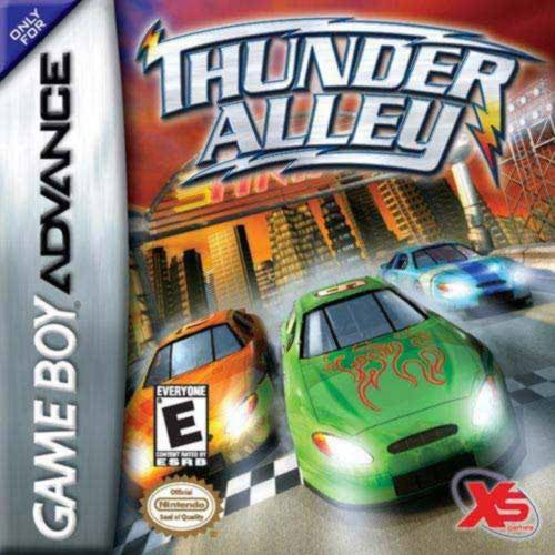 Thunder Alley - Game Boy Advance