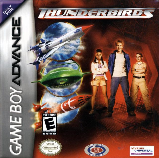 Thunderbirds - Game Boy Advance