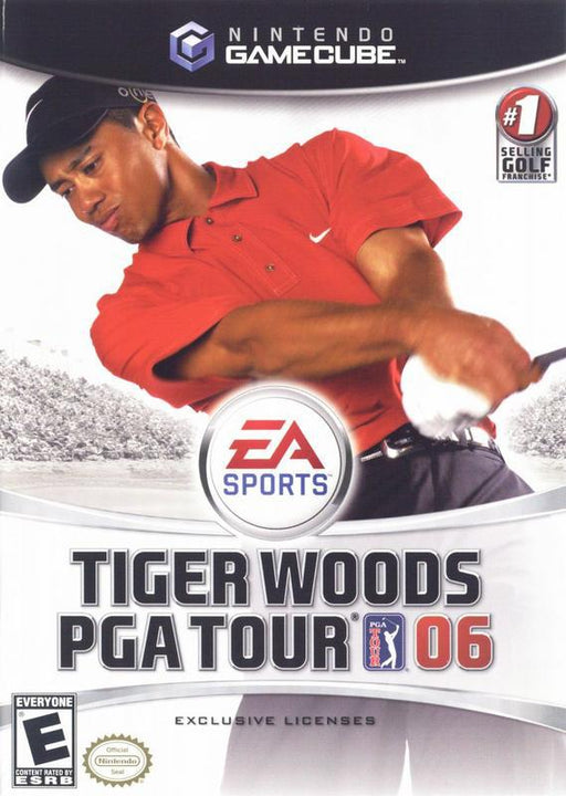 Tiger Woods PGA Tour 06 - Gamecube