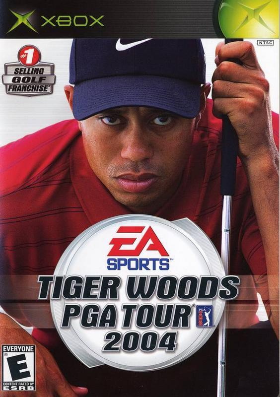 Tiger Woods PGA Tour 2004 - Xbox