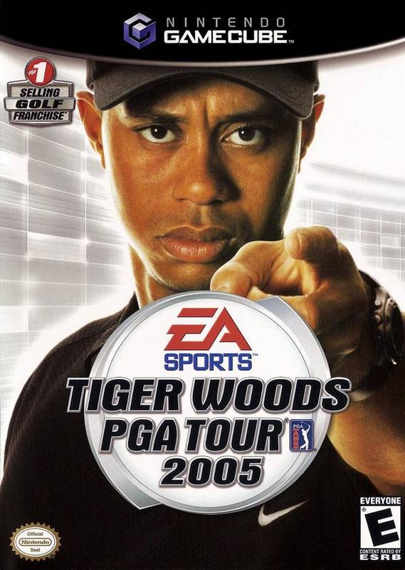 Tiger Woods PGA Tour 2005 - Gamecube