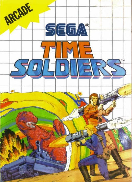 Time Soldiers - Sega Master System