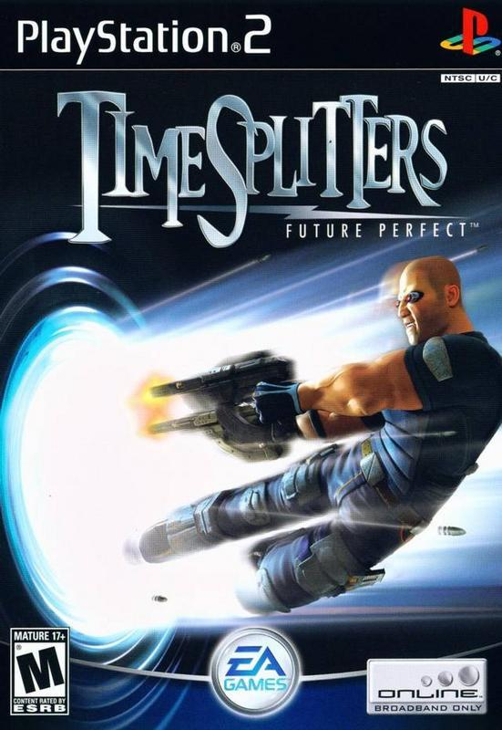 TimeSplitters Future Perfect - PlayStation 2