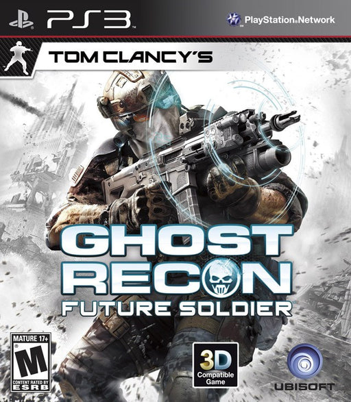 Tom Clancys Ghost Recon Future Soldier - PlayStation 3