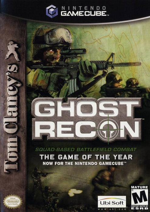 Tom Clancys Ghost Recon - Gamecube